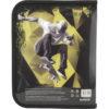 Папка для тетрадей пластиковая Cool Skateboarder В5, на молнии, K18-203-4 35925
