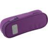 Пенал Smart 23x8x5,5см, 1 отдел., 1 отв., без наполн. K19-602-2, фиолетовый
