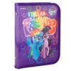 Папка для тетрадей пластиковая My Little Pony В5, на молнии, LP19-203 35940