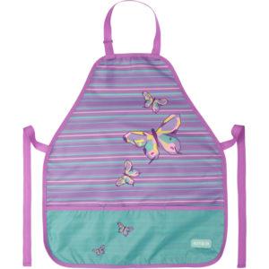 Фартук детский Kite Butterfly K20-161-3 + нарукавники