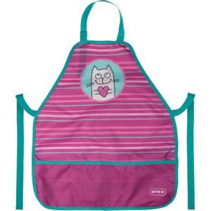Фартук детский Kite Cat K20-161-2 + нарукавники