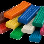 Пластилин, пластичные массы и тесто для лепки