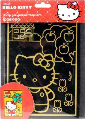 Гравюра В6 Hello Kitty HK14-159K