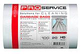 Пакеты для мусора PRO-16112500, 20л, 30шт, 7мкм, белые