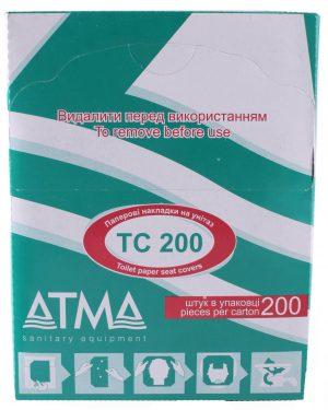 Накладки на унитаз ТС-200, 200шт