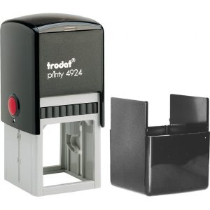 Оснастка для штампа или печати 40х40мм TRODAT с колпачком