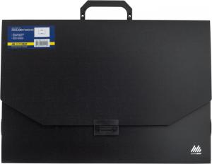 Портфель пластиковый А3, 1 отделение