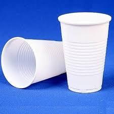 Стакан пластиковый, 200мл, 100шт