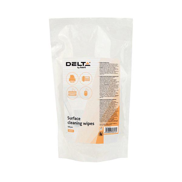 Салфетки влажные для оргтехники D5311 (запаска)