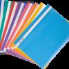Папка пластиковая А4 с прозрачным верхом JOBMAX