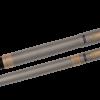 Набор ручек перо+шарик R68007.L.BF в подарочном футляре, сталь 14162