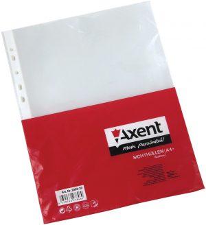 Файл для документов плотный А4+, 90мкм, глянец , 20шт.