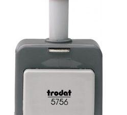 Нумератор автоматический 6 разрядов, 5,5мм, металл/пластик