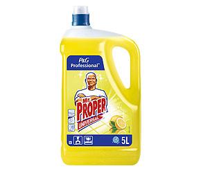 Средство для пола Mr. PROPER, универсальное, 5л.