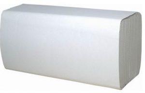 Полотенца-вкладыши Обухов-Аэро 25х33см, 2-х слойн.100шт, белые