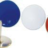 Кнопки с цветным покрытием, 50шт/уп