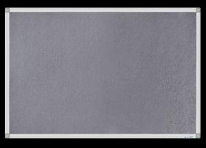 Доска магнитно-текстильная ВМ.0020, в алюминиевой рамке, 60х90см