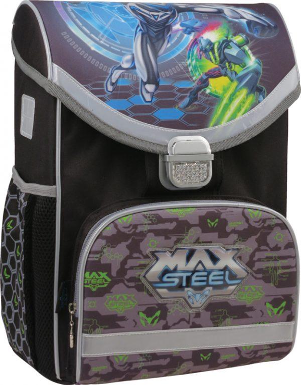 Ранец каркасный Max Steel MX15-529S