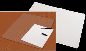 Подкладка для письма 529х417мм прозрачная