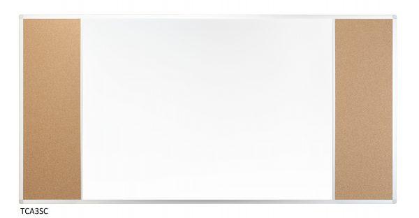 Доска комбинированная маркер/пробка в рамке UKF